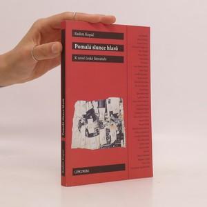 náhled knihy - Pomalá slunce hlasů