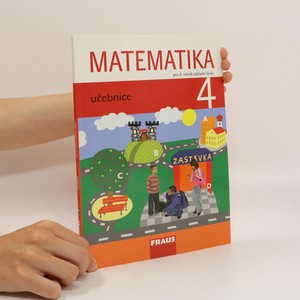 náhled knihy - Matematika. Učebnice pro 4. ročník základní školy