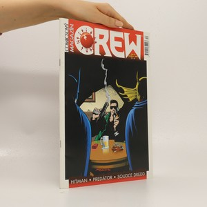 náhled knihy - Magazín Crew: Hitman, Predátor, Soudce Dredd