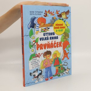 náhled knihy - Ottova velká kniha. Prvňáček