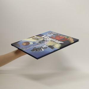 antikvární kniha 3D dobývání vesmíru, 2004
