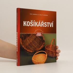 náhled knihy - Košíkářství