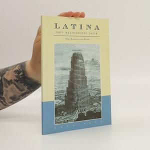 náhled knihy - Latina jako mezinárodní jazyk