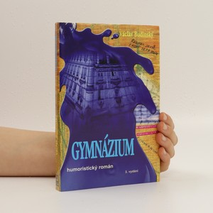 náhled knihy - Gymnázium : humoristický román