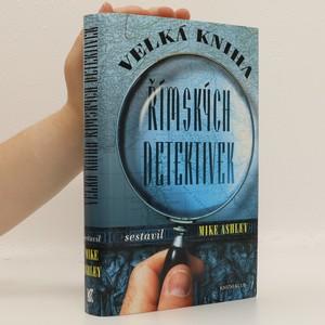 náhled knihy - Velká kniha římských detektivek