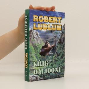 náhled knihy - Křik Halidonu