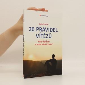 náhled knihy - 30 pravidel vítězů : pro úspěch a naplněný život