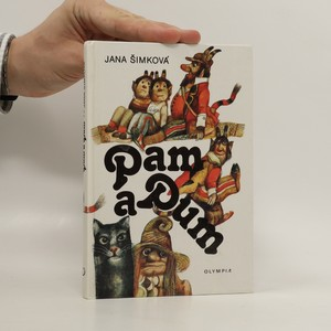 náhled knihy - Pam a Pum