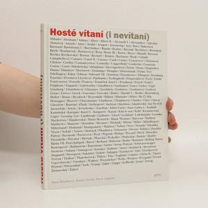 náhled knihy - Hosté vítaní (i nevítaní) = Invited and uninvited guests