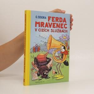 náhled knihy - Ferda Mravenec v cizích službách