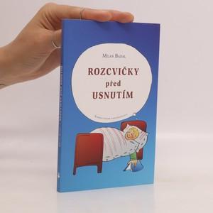 náhled knihy - Rozcvičky před usnutím
