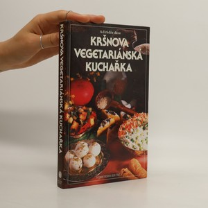 náhled knihy - Kršnova vegetariánská kuchařka