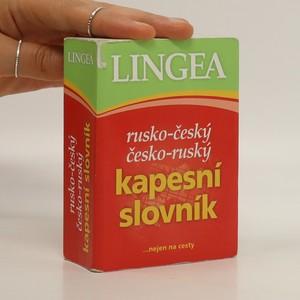 náhled knihy - Rusko-český, česko-ruský kapesní slovník