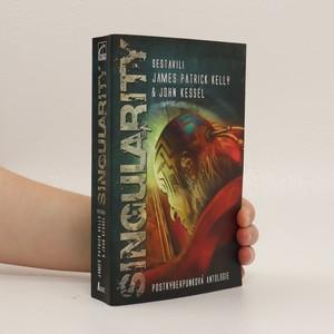 náhled knihy - Singularity. Postkyberpunková antologie