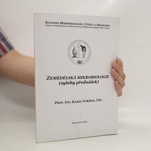 náhled knihy - Zemědělská mikrobiologie : sylaby přednášek