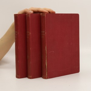 náhled knihy - Tichý Don. 1. - 3. díl. (3 svazky)