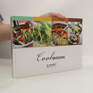 náhled knihy - Cookbook. Česky