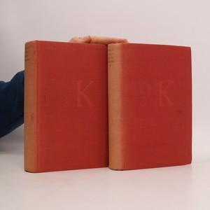 náhled knihy - David Copperfield. 1. a 2. díl (2 svazky, viz foto)