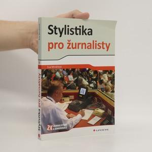 náhled knihy - Stylistika pro žurnalisty