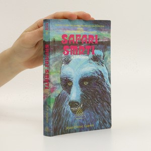 náhled knihy - Safari smrti