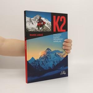 náhled knihy - K2 : poslední klenot mé Koruny Himaláje