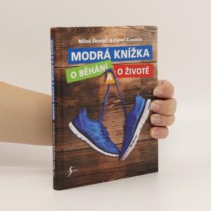 náhled knihy - Modrá knížka o běhání a o životě