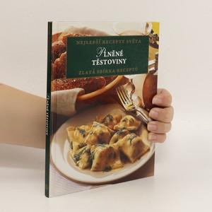náhled knihy - Plněné těstoviny