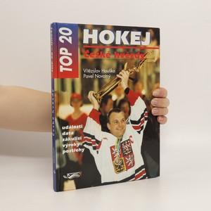 náhled knihy - Top 20 - hokej : české hvězdy