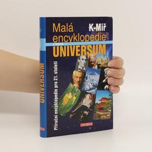 náhled knihy - Malá encyklopedie Universum : příruční encyklopedie pro 21. století. 3. svazek, K-Miř