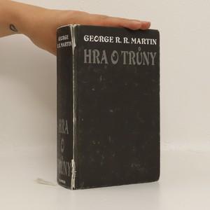 náhled knihy - Píseň ledu a ohně. Hra o trůny