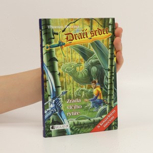 náhled knihy - Zrada vlčího rytíře (obsahuje kouzelný meč)