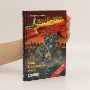 náhled knihy - Útok kamenných rytířů (s kouzelným mečem)