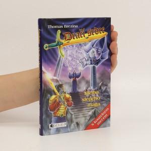 náhled knihy - Kletba slepého mága