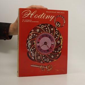 náhled knihy - Hodiny : od gnómonu k atomovým hodinám