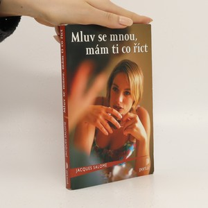 náhled knihy - Mluv se mnou, mám ti co říct