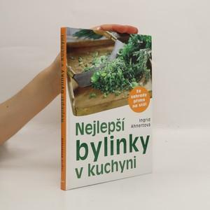 náhled knihy - Nejlepší bylinky v kuchyni
