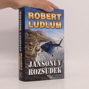 náhled knihy - Jansonův rozsudek