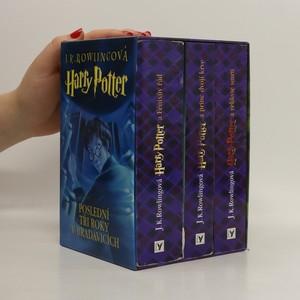 náhled knihy - Harry Potter 5.-7. díl (3 svazky, viz. foto)