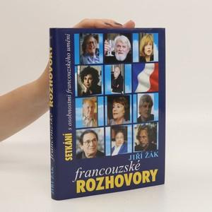 náhled knihy - Francouzské rozhovory s osobnostmi francouzského umění