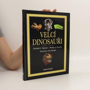 náhled knihy - Velcí dinosauři