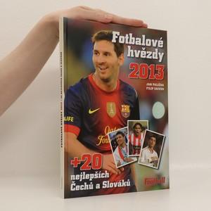 náhled knihy - Fotbalové hvězdy 2013