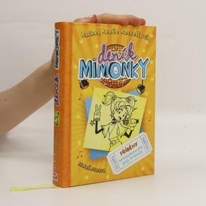 náhled knihy - Deník mimoňky. Příběhy netalentovaný pop hvězdy