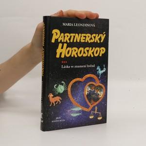 náhled knihy - Partnerský horoskop. Láska ve znamení hvězd