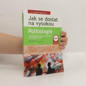 náhled knihy - Politologie: testy k přijímacím zkouškám na VŠ