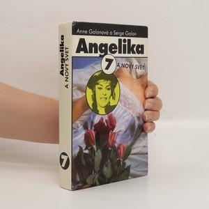 náhled knihy - Angelika a nový svet (slovensky)