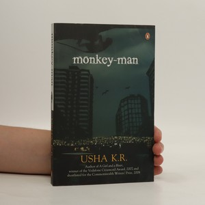 náhled knihy - Monkey-man