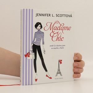 náhled knihy - Madame Chic aneb Co všechno jsem se naučila v Paříži