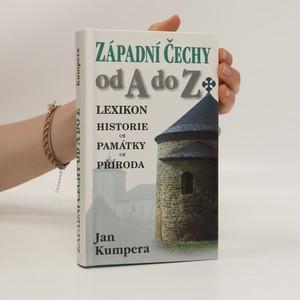 náhled knihy - Západní Čechy od A do Z