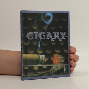 náhled knihy - Cigary (slovensky)