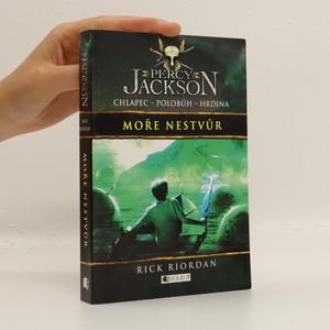 náhled knihy - Percy Jackson. Moře nestvůr. 2. díl